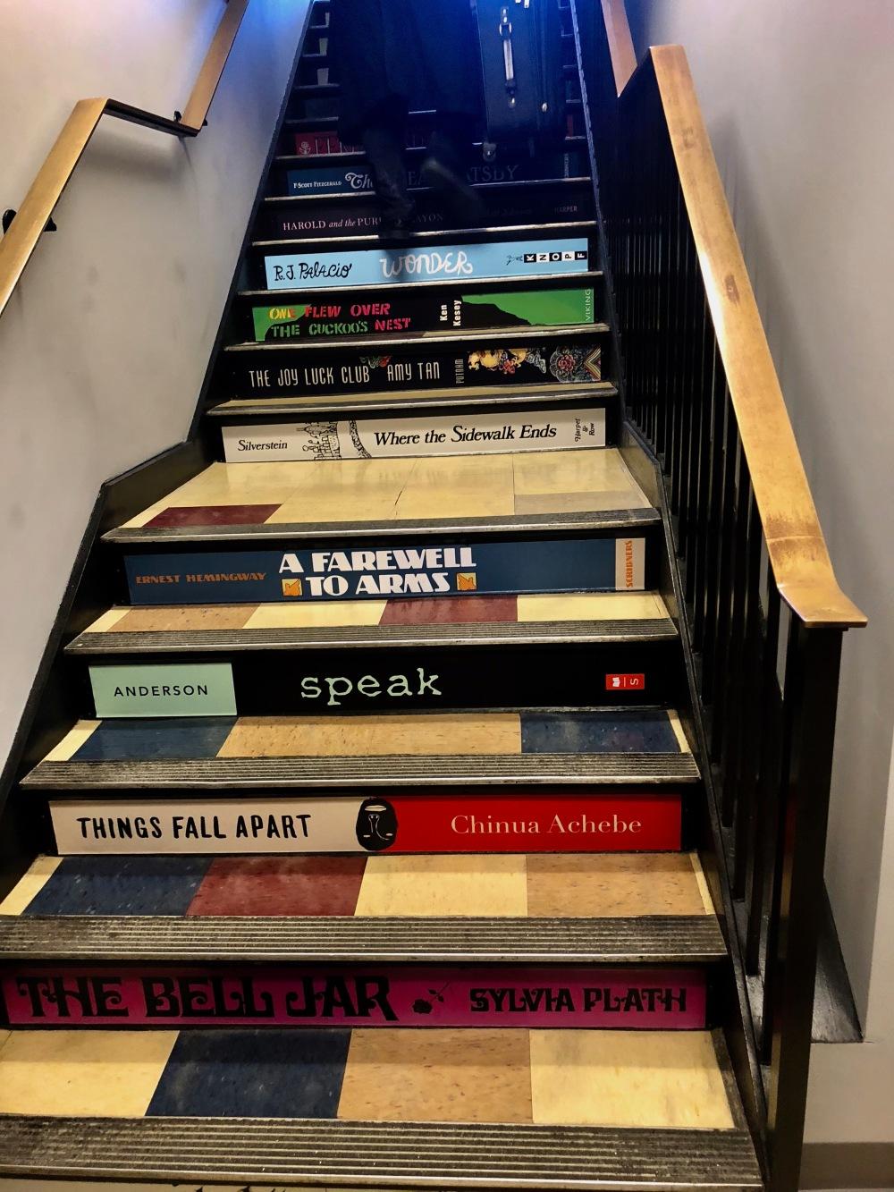 Literary.steps