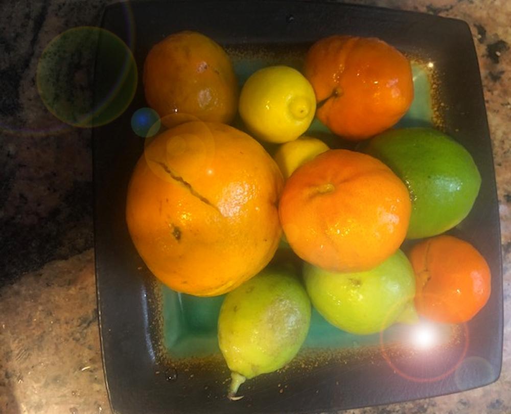 Sidewalk.Fruit
